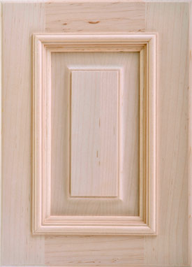 Stile and Rail Moulding Door